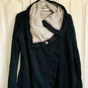 Lululemon wrap jacket